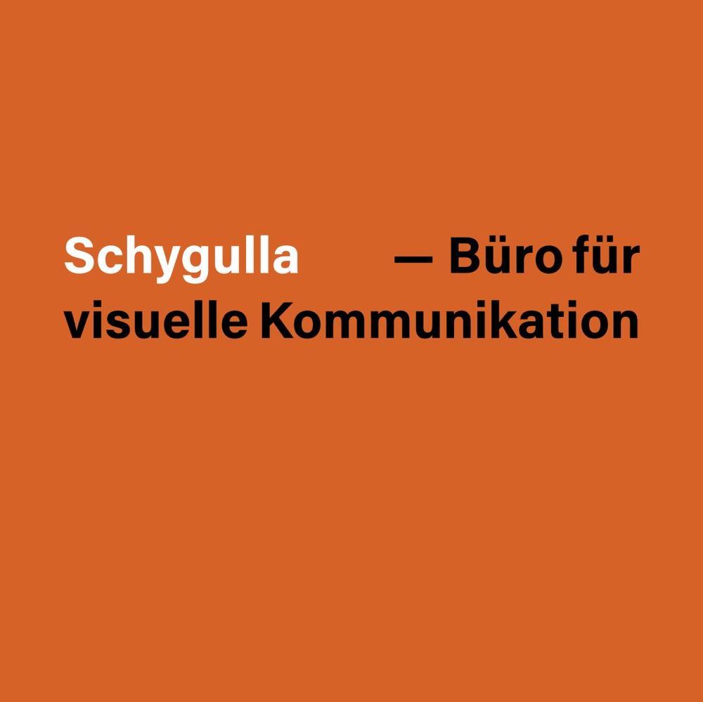 Schygulla — Büro für visuelle Kommunikation