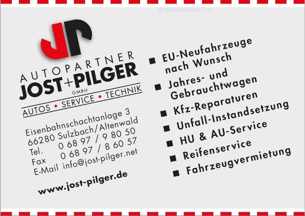 Autopartner Jost + Pilger GmbH