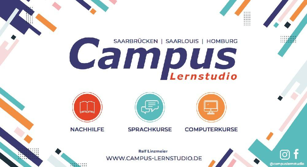 Campus Lernstudio Saarbrücken (Nachhilfe Prüfungsvorbereitung Sprachkurse Computerkurse)
